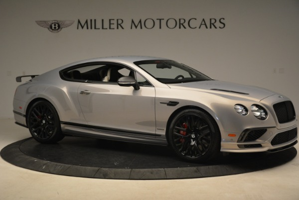 Used 2017 Bentley Continental GT Supersports for sale Sold at Bugatti of Greenwich in Greenwich CT 06830 10