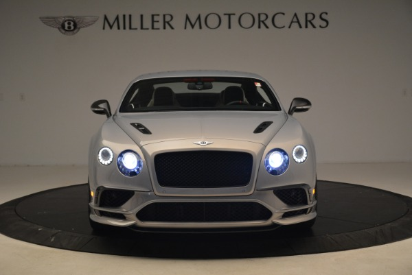 Used 2017 Bentley Continental GT Supersports for sale Sold at Bugatti of Greenwich in Greenwich CT 06830 13