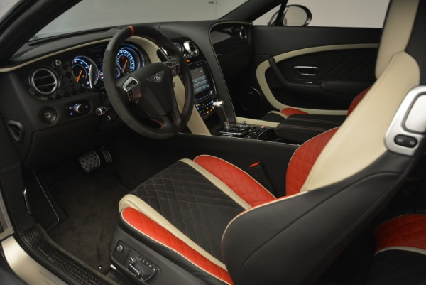 Used 2017 Bentley Continental GT Supersports for sale Sold at Bugatti of Greenwich in Greenwich CT 06830 19