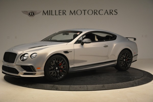 Used 2017 Bentley Continental GT Supersports for sale Sold at Bugatti of Greenwich in Greenwich CT 06830 2
