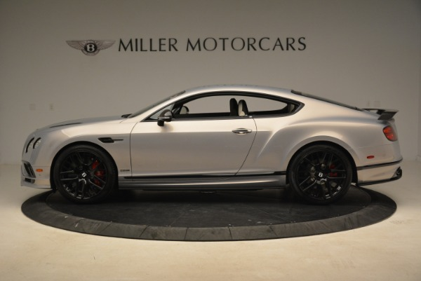 Used 2017 Bentley Continental GT Supersports for sale Sold at Bugatti of Greenwich in Greenwich CT 06830 3