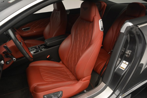 Used 2015 Bentley Continental GT V8 S for sale Sold at Bugatti of Greenwich in Greenwich CT 06830 19