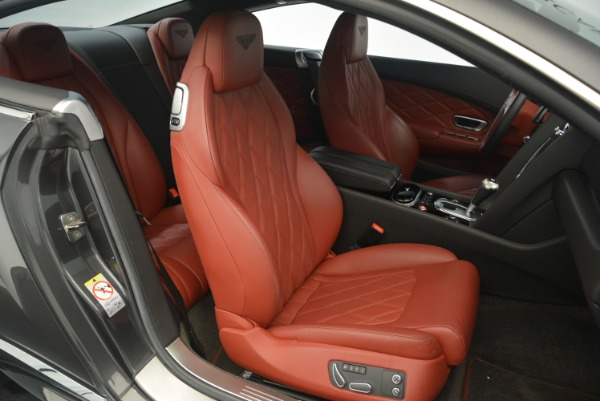 Used 2015 Bentley Continental GT V8 S for sale Sold at Bugatti of Greenwich in Greenwich CT 06830 24