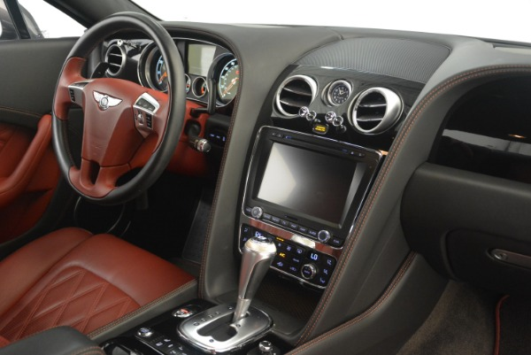 Used 2015 Bentley Continental GT V8 S for sale Sold at Bugatti of Greenwich in Greenwich CT 06830 26