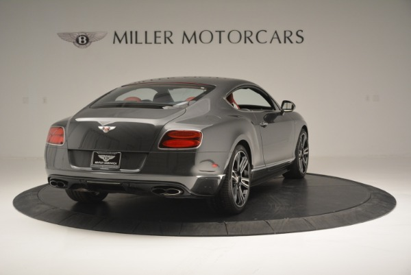 Used 2015 Bentley Continental GT V8 S for sale Sold at Bugatti of Greenwich in Greenwich CT 06830 7