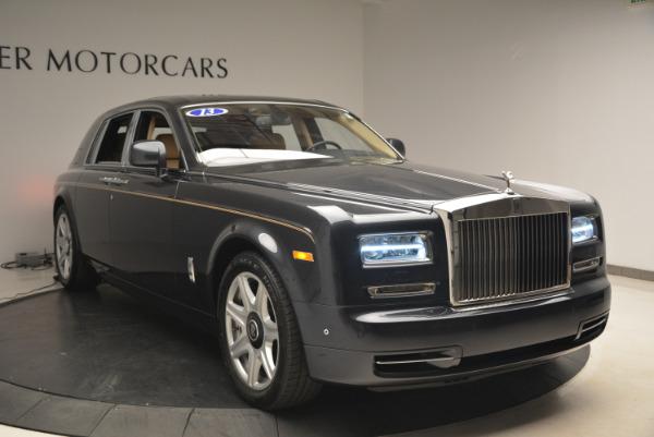 Used 2013 Rolls-Royce Phantom for sale Sold at Bugatti of Greenwich in Greenwich CT 06830 2