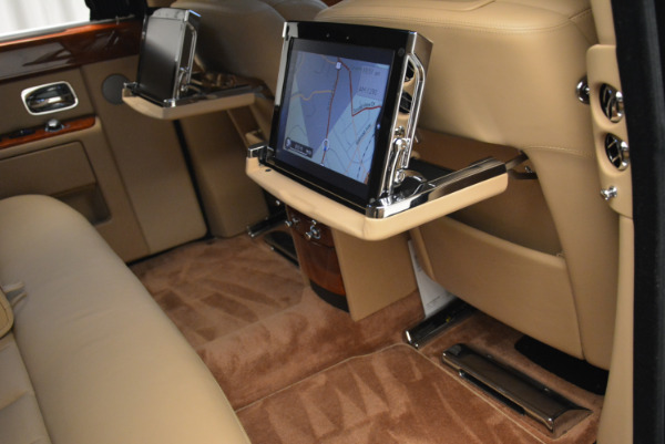 Used 2013 Rolls-Royce Phantom for sale Sold at Bugatti of Greenwich in Greenwich CT 06830 21
