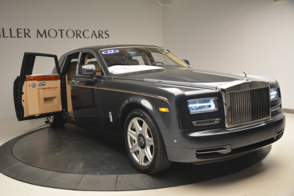 Used 2013 Rolls-Royce Phantom for sale Sold at Bugatti of Greenwich in Greenwich CT 06830 5