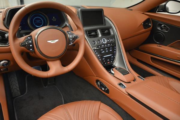 New 2019 Aston Martin DB11 Volante for sale Sold at Bugatti of Greenwich in Greenwich CT 06830 26