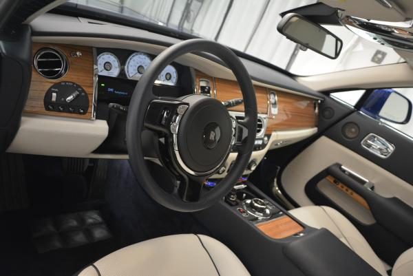 New 2016 Rolls-Royce Wraith for sale Sold at Bugatti of Greenwich in Greenwich CT 06830 16