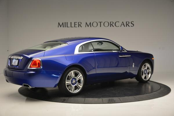 New 2016 Rolls-Royce Wraith for sale Sold at Bugatti of Greenwich in Greenwich CT 06830 8
