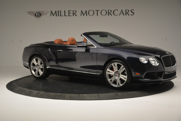 Used 2015 Bentley Continental GT V8 S for sale Sold at Bugatti of Greenwich in Greenwich CT 06830 10