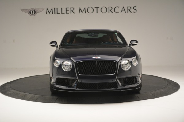 Used 2015 Bentley Continental GT V8 S for sale Sold at Bugatti of Greenwich in Greenwich CT 06830 20