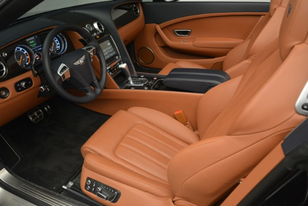 Used 2015 Bentley Continental GT V8 S for sale Sold at Bugatti of Greenwich in Greenwich CT 06830 21