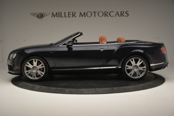 Used 2015 Bentley Continental GT V8 S for sale Sold at Bugatti of Greenwich in Greenwich CT 06830 3