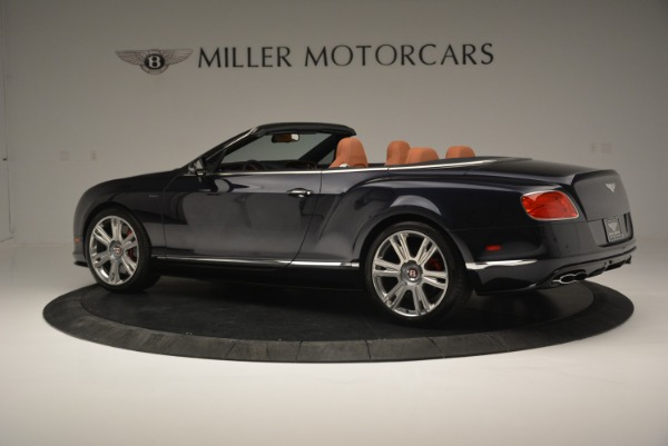 Used 2015 Bentley Continental GT V8 S for sale Sold at Bugatti of Greenwich in Greenwich CT 06830 4