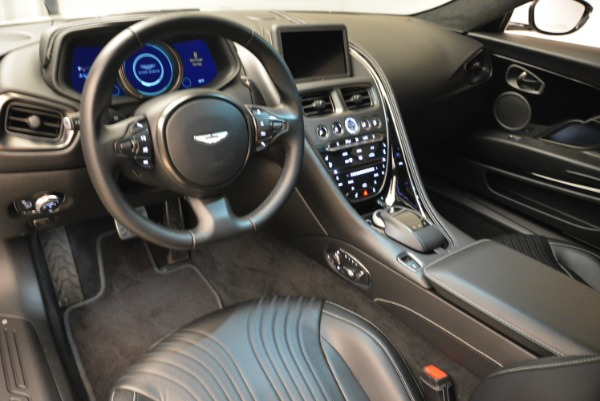 New 2018 Aston Martin DB11 V8 Coupe for sale Sold at Bugatti of Greenwich in Greenwich CT 06830 13
