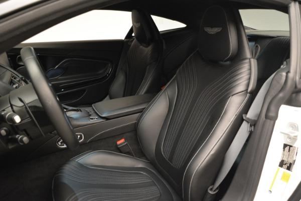 New 2018 Aston Martin DB11 V8 Coupe for sale Sold at Bugatti of Greenwich in Greenwich CT 06830 14