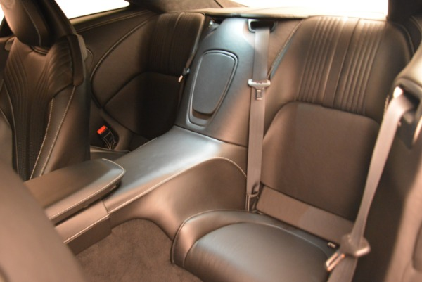 New 2018 Aston Martin DB11 V8 Coupe for sale Sold at Bugatti of Greenwich in Greenwich CT 06830 15