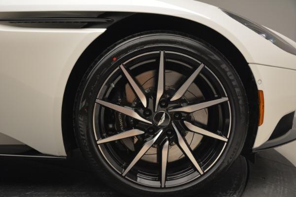 New 2018 Aston Martin DB11 V8 Coupe for sale Sold at Bugatti of Greenwich in Greenwich CT 06830 20