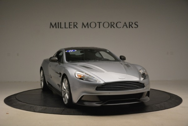 Used 2014 Aston Martin Vanquish for sale Sold at Bugatti of Greenwich in Greenwich CT 06830 11