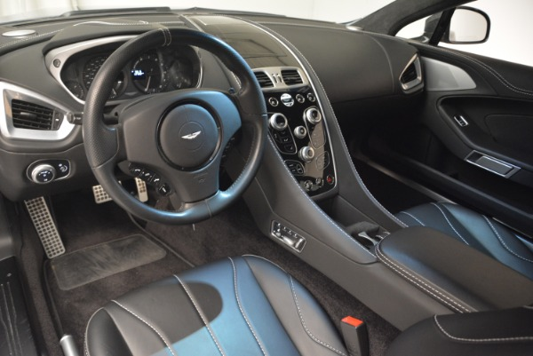 Used 2014 Aston Martin Vanquish for sale Sold at Bugatti of Greenwich in Greenwich CT 06830 14