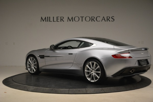 Used 2014 Aston Martin Vanquish for sale Sold at Bugatti of Greenwich in Greenwich CT 06830 4