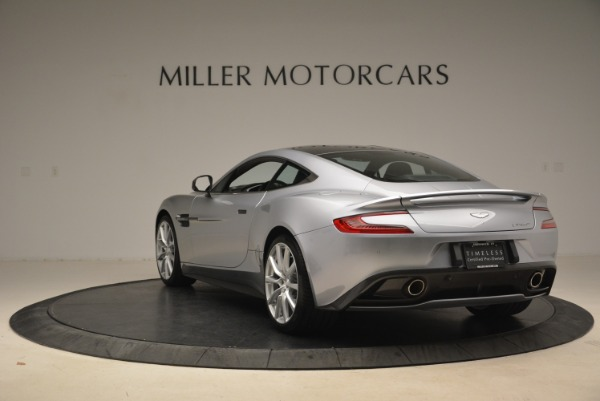Used 2014 Aston Martin Vanquish for sale Sold at Bugatti of Greenwich in Greenwich CT 06830 5