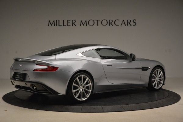 Used 2014 Aston Martin Vanquish for sale Sold at Bugatti of Greenwich in Greenwich CT 06830 8