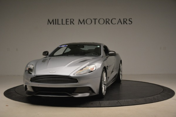 Used 2014 Aston Martin Vanquish for sale Sold at Bugatti of Greenwich in Greenwich CT 06830 1