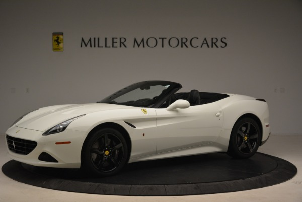 Used 2016 Ferrari California T for sale Sold at Bugatti of Greenwich in Greenwich CT 06830 2