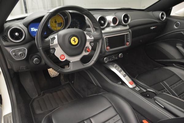 Used 2016 Ferrari California T for sale Sold at Bugatti of Greenwich in Greenwich CT 06830 25