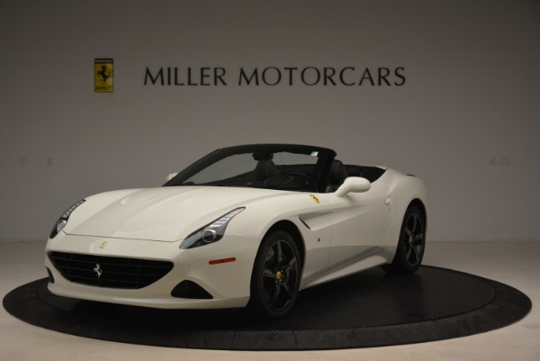 Used 2016 Ferrari California T for sale Sold at Bugatti of Greenwich in Greenwich CT 06830 1
