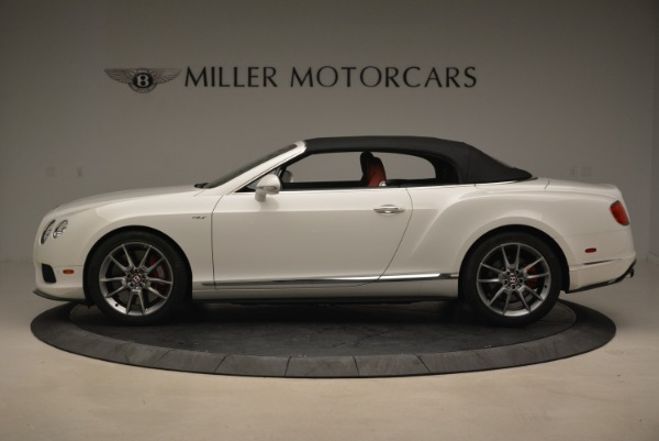 Used 2015 Bentley Continental GT V8 S for sale Sold at Bugatti of Greenwich in Greenwich CT 06830 14