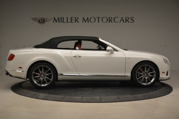 Used 2015 Bentley Continental GT V8 S for sale Sold at Bugatti of Greenwich in Greenwich CT 06830 17