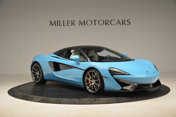 Used 2018 McLaren 570S Spider for sale Sold at Bugatti of Greenwich in Greenwich CT 06830 21