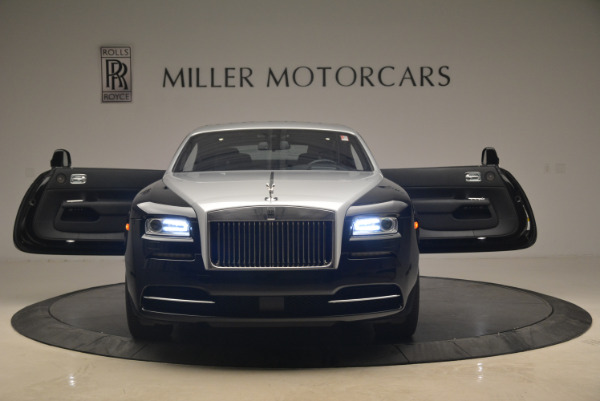 Used 2014 Rolls-Royce Wraith for sale Sold at Bugatti of Greenwich in Greenwich CT 06830 13