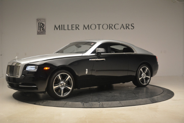 Used 2014 Rolls-Royce Wraith for sale Sold at Bugatti of Greenwich in Greenwich CT 06830 2