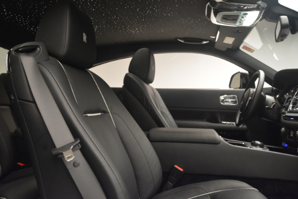 Used 2014 Rolls-Royce Wraith for sale Sold at Bugatti of Greenwich in Greenwich CT 06830 27