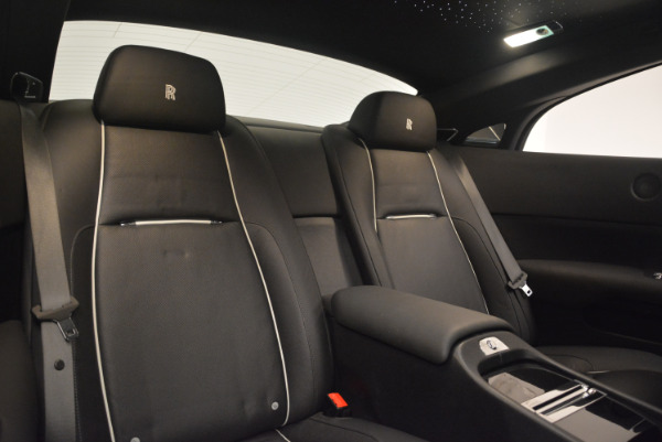 Used 2014 Rolls-Royce Wraith for sale Sold at Bugatti of Greenwich in Greenwich CT 06830 28
