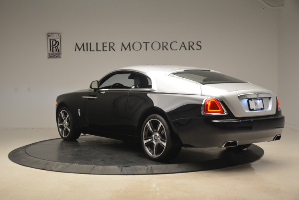 Used 2014 Rolls-Royce Wraith for sale Sold at Bugatti of Greenwich in Greenwich CT 06830 5