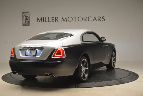 Used 2014 Rolls-Royce Wraith for sale Sold at Bugatti of Greenwich in Greenwich CT 06830 7