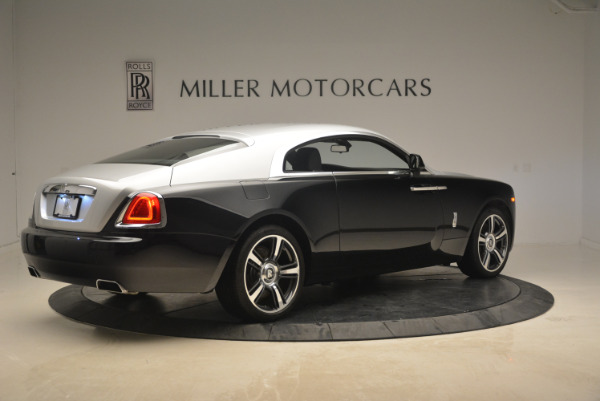 Used 2014 Rolls-Royce Wraith for sale Sold at Bugatti of Greenwich in Greenwich CT 06830 8