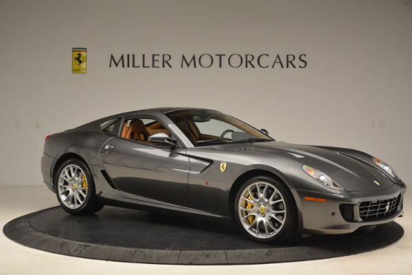Used 2010 Ferrari 599 GTB Fiorano for sale Sold at Bugatti of Greenwich in Greenwich CT 06830 10
