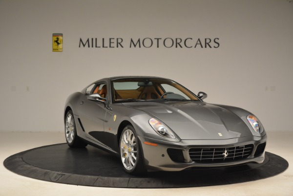 Used 2010 Ferrari 599 GTB Fiorano for sale Sold at Bugatti of Greenwich in Greenwich CT 06830 11