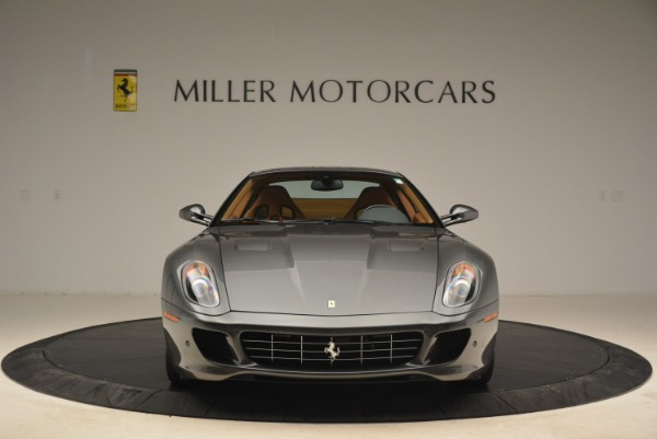 Used 2010 Ferrari 599 GTB Fiorano for sale Sold at Bugatti of Greenwich in Greenwich CT 06830 12