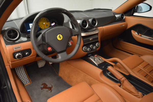 Used 2010 Ferrari 599 GTB Fiorano for sale Sold at Bugatti of Greenwich in Greenwich CT 06830 13