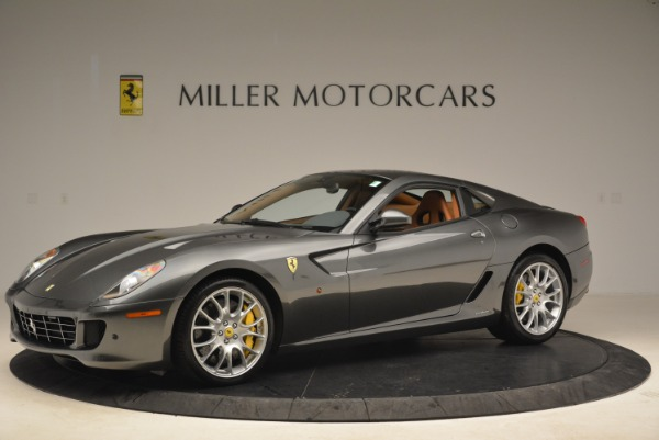 Used 2010 Ferrari 599 GTB Fiorano for sale Sold at Bugatti of Greenwich in Greenwich CT 06830 2