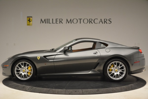 Used 2010 Ferrari 599 GTB Fiorano for sale Sold at Bugatti of Greenwich in Greenwich CT 06830 3