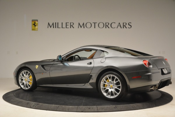 Used 2010 Ferrari 599 GTB Fiorano for sale Sold at Bugatti of Greenwich in Greenwich CT 06830 4